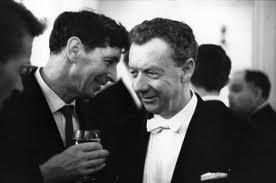 Michael Tippett y Benjamin Britten