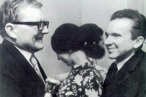 Shostakovich y Weinberg